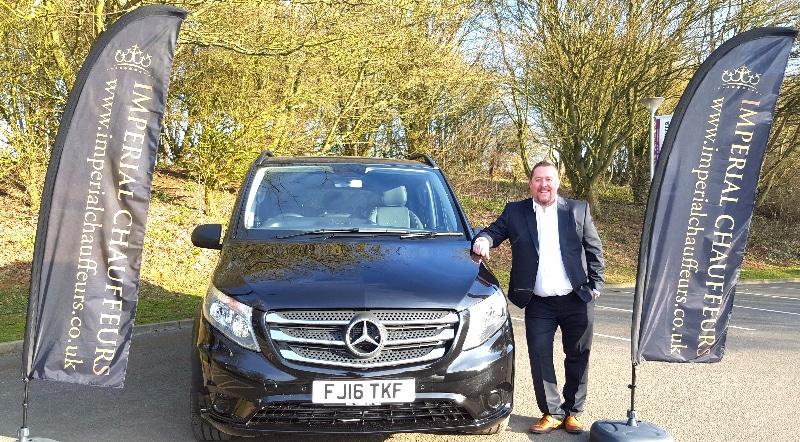 Executive Transportation in Nottingham